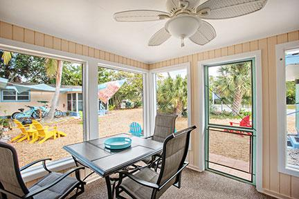 Sanible Island, Periwinkle Cottages